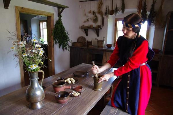Путешествие во времени в средневековом городище Вастселийна