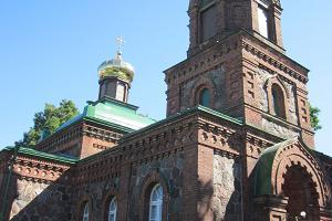 Йыхвиская Богоявленская церковь