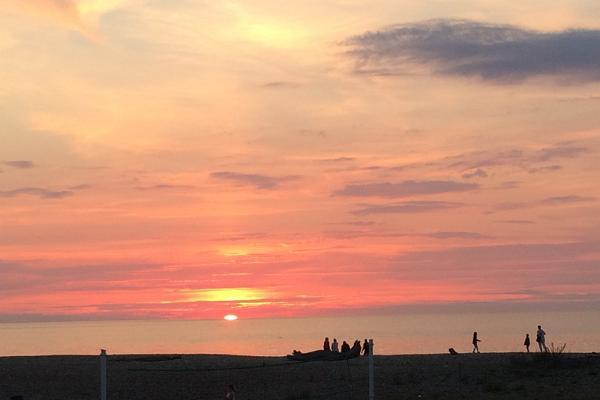 Пляж Тойла