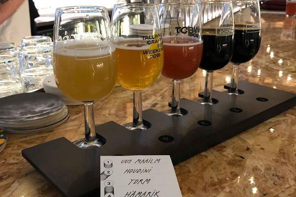 Beer Restaurant Põhjala Tap Room and Brewery