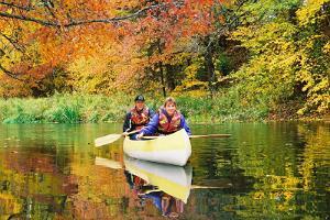 VeeTeen koskenlasku ja kanoottiretket