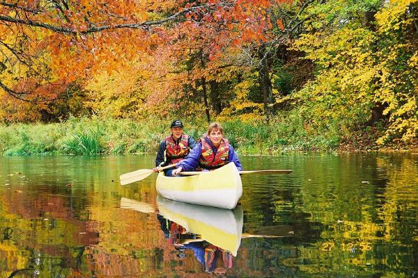 Veetee kanuumatkad Lõuna-Eestis: Võhandu, Ahja, Kooraste, Piusa, Elva jõgi