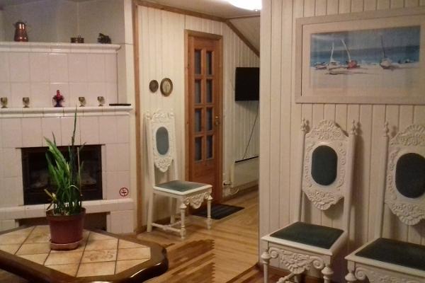 Valge Villa kodumajutus
