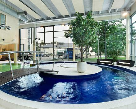 Hestia Hotel Laulasmaa Span vesi- ja saunakeskus