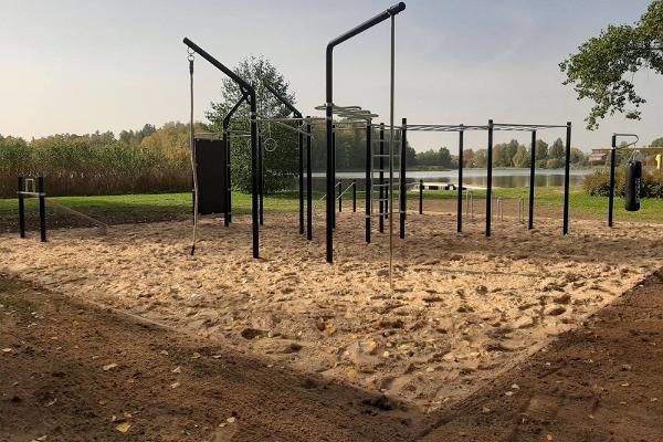 Räpina ranna treeningpark