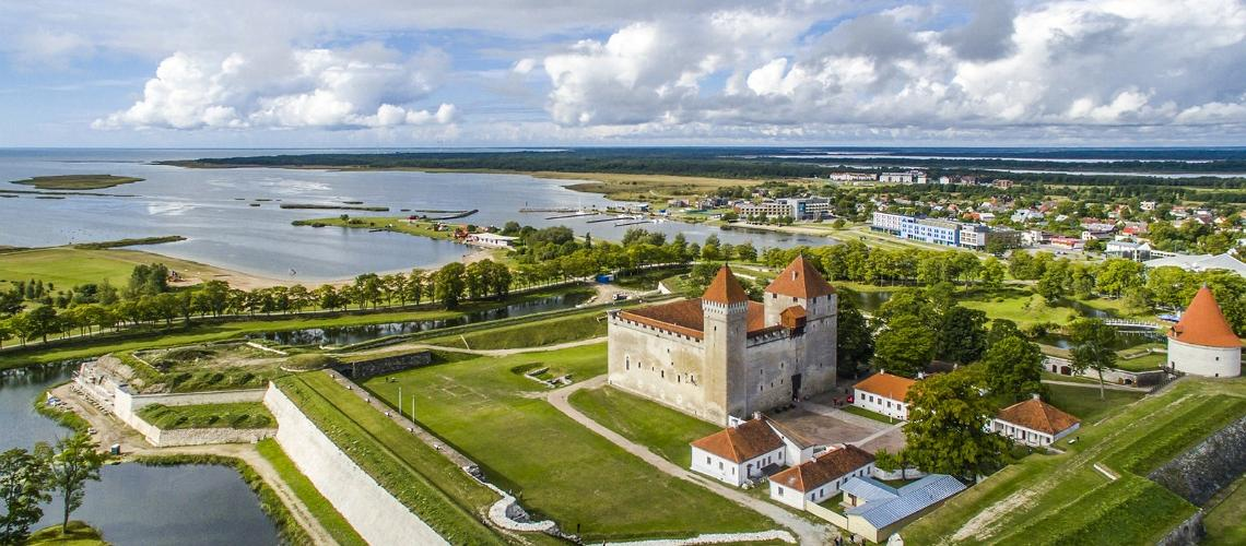 Mittelalterliche Burgen und Festungsanlagen in Estland