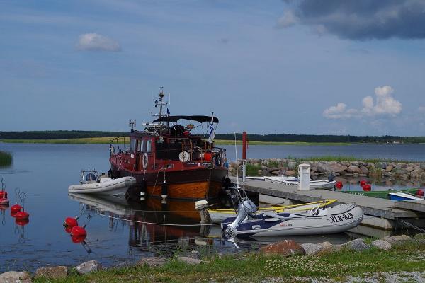 Kungla Harbour