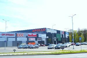 Торговый центр Pargi Keskus