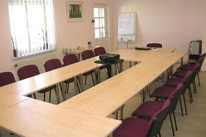 Valga Keskraamatukogu seminariruum