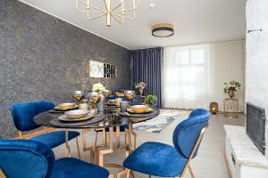 Rataskaevu Boutique Apartments - luksusa apartamenti ar pirti un kamīnu vecpilsētā