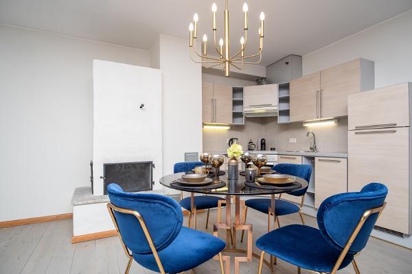 Rataskaevu Boutique Apartments - Sauna ja Kaminaga Luksuskorter Vanalinnas