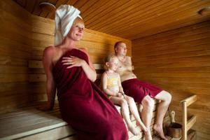 Saaremaa Hotelli soome saun