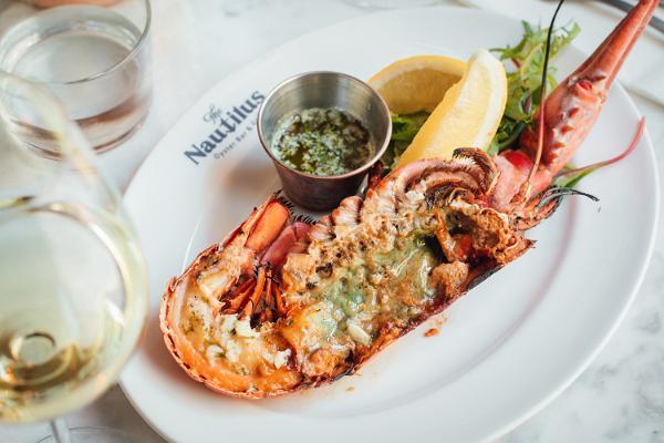 The Nautilus restoran