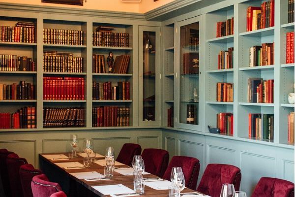 Restoran The Nautilus suur laud
