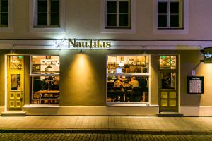 Restaurangen The Nautilus utifrån