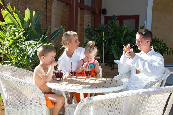 Spa brīvdienas ģimenei Rietum-Igaunijā