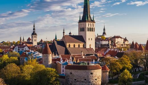 Tallinn old town, Visit Estonia
