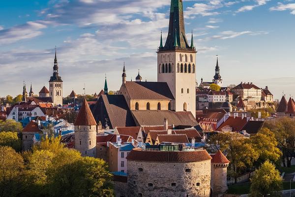 Tallina, Visit Estonia
