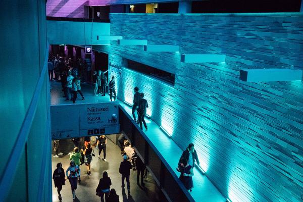 Kumu kunstimuuseumi ruumid