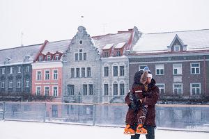 Old Town Skating Park in Tallinn