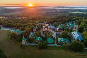 The Pühtitsa Dormition Convent (Kuremäe Convent)