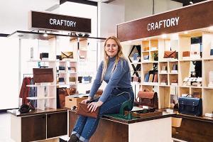 """Igaunijas Dizaina Nama showroom tirdzniecības centrā """"Solaris"""""""