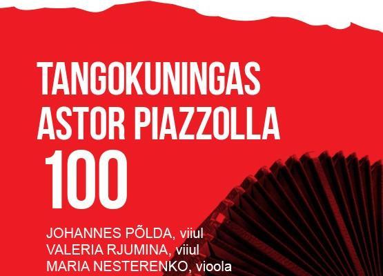 Eesti Sinfonietta Tangokuningas