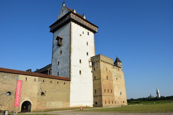 Seminarräume des Narva-Museums