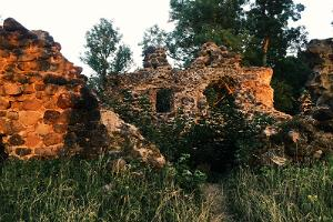 Ruins of Helme Order Castle