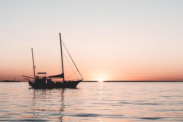 Burāšana uz Prangli salu