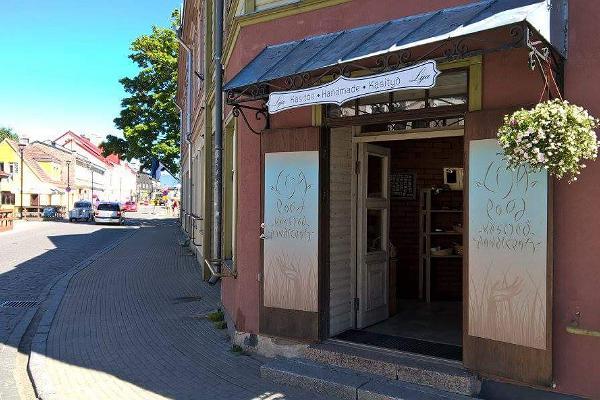 Lija hantverksbutik