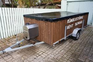 Hot tub rental in Haapsalu and Lääne County