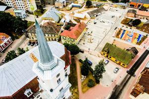 Lõuna-Eesti keskväljakute tuur, Valga keskväljak