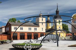 Lõuna-Eesti keskväljakute tuur, Võru keskväljak