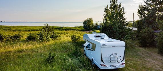 Caravan, nature