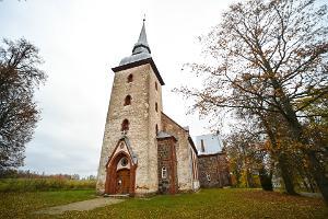 Vastseliina Church