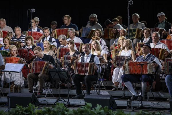 Accordion Festival HARMOONIKA, concert