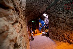 Bastionin käytävät ja vanhankaupungin alakaupungin kierros