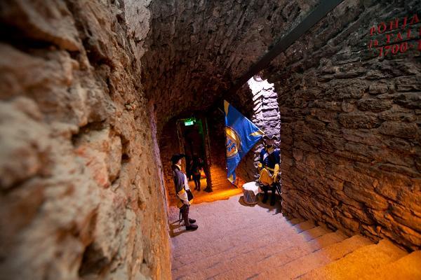 Bastioni käigud ja vanalinna alalinna ekskursioon