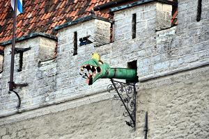 Exkursion zu den Legenden Tallinns mit einem Besuch des Rathauses
