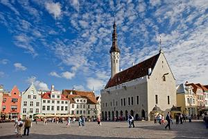Tallinn Private Legends Tour & Town Hall visit