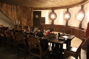 Advendilõunad Narva Linnuse restoranis Rondeel