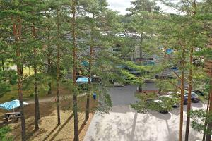 Hotel des Wasserzentrums Värska