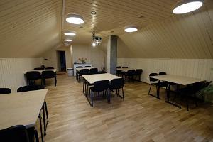Seminarräume auf dem Ferienhof Kallaste