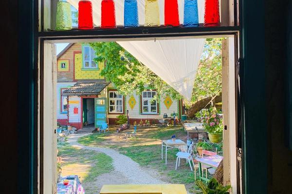 Meie Küla Eitede kunstikohvik