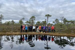 räätsamatk, räätsamatkad, rabamatk, rabamatkad, loodusturism, räätsamatk sügisel, räätsamatk talvel, räätsamatk Lõuna-Eestis