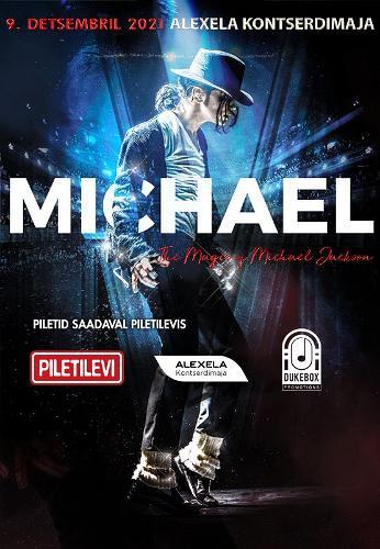 MICHAEL, The Magic of Michael Jackson (West End London)