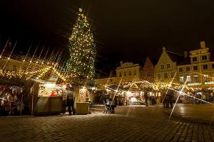 Ziemassvētku ekskursija gida pavadībā un piparkūku gatavošanas darbnīca Tallinā