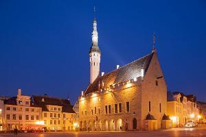 Weihnachtstour mit Stadtführer in Tallinn und Workshop zur Herstellung von Pfefferkuchen