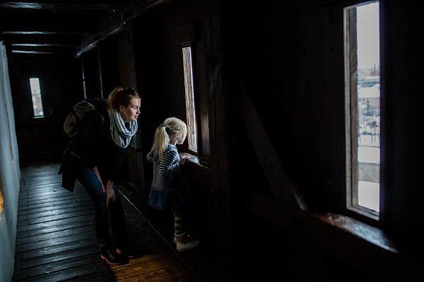 """Pereseiklus Narva Victoria Bastioni kasemattides """"Narva linn: maa peal ja maa all!"""""""
